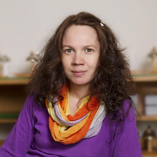 Marie Švecová - lektorka Montessori kurzů vBrně