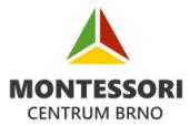 Montessori centrum Brno - logo