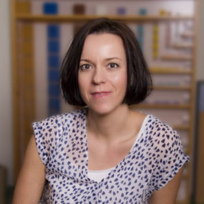 Vlaďka Richtrová - lektorka montessori kurzů